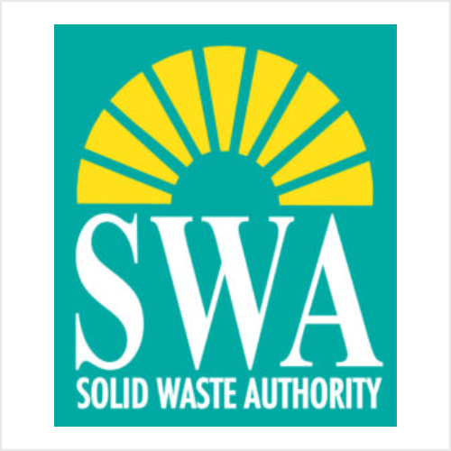 solid waste authority logo