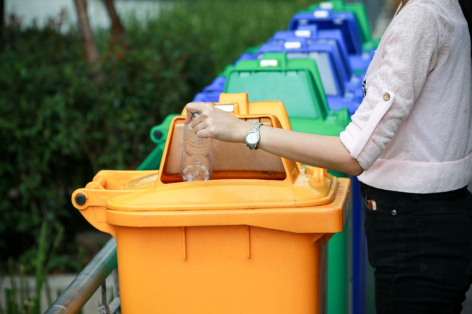 Recycling: A Better Way to Reduce Wastes