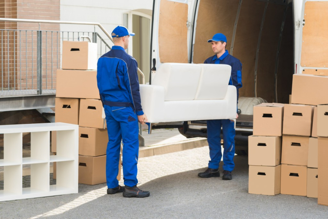 What Are the Benefits of Furniture Removals Services?